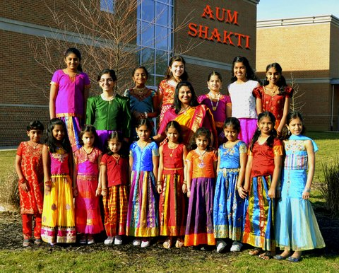 Aum Shakti Group photo - March 2012