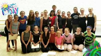 2016 Spring Dance Festival and Conference, Columbus.